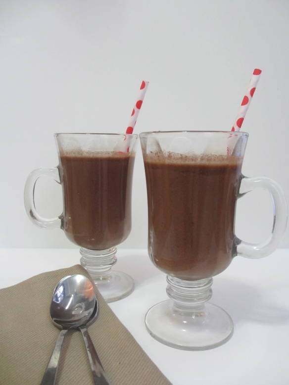 Red-Hot Chocolate by somethingwewhippedup.com