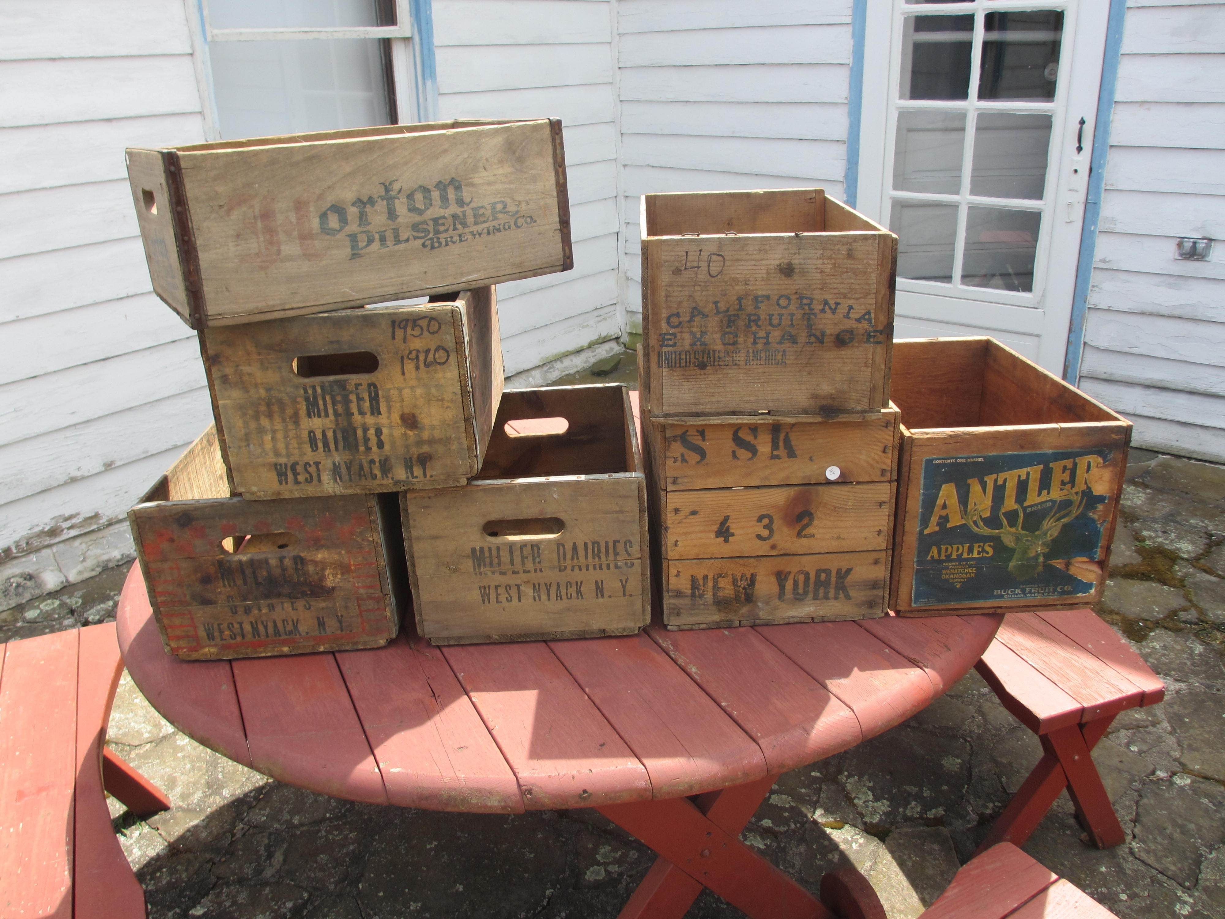 Stacked in your favor something we whipped up for Where to find old wooden crates