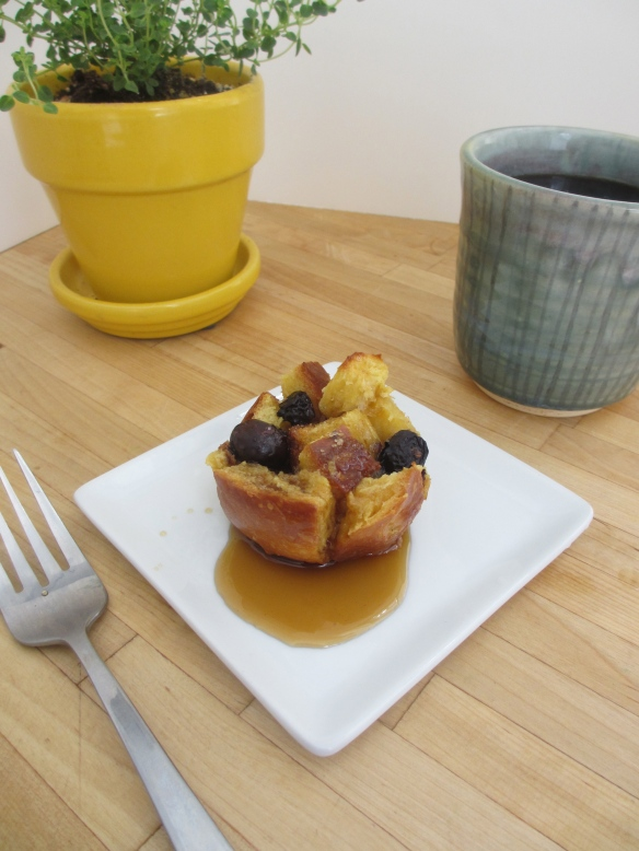 Lemon-Blueberry French Toast Cups by somethingwewhippedup.com