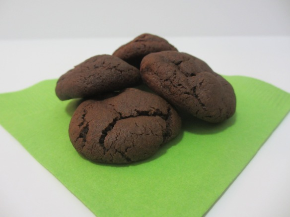 Mexican Hot Chocolate Cookies by somethingwewhippedup.com