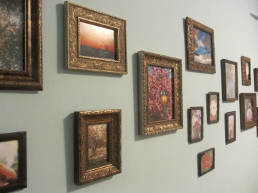 Gallery wall (somethingwewhippedup.com)