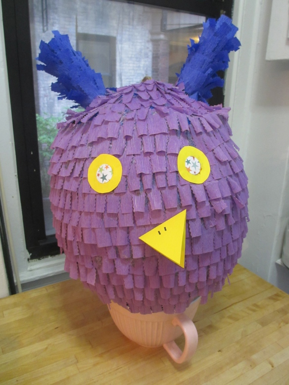 DIY Pinata by somethingwewhippedup.com