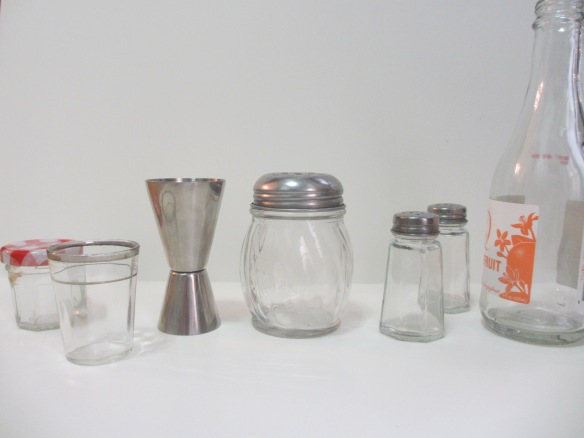 What we started with for the DIY Bud Vases (by somethingwewhippedup.com)