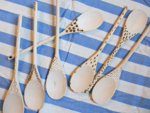 DIY Wood Burned Spoons by somethingwewhippedup.com